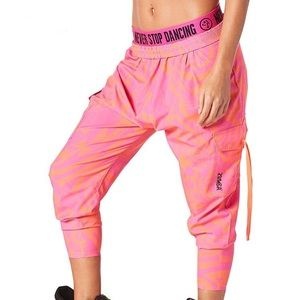 Zumba Fitness Capri Pants
